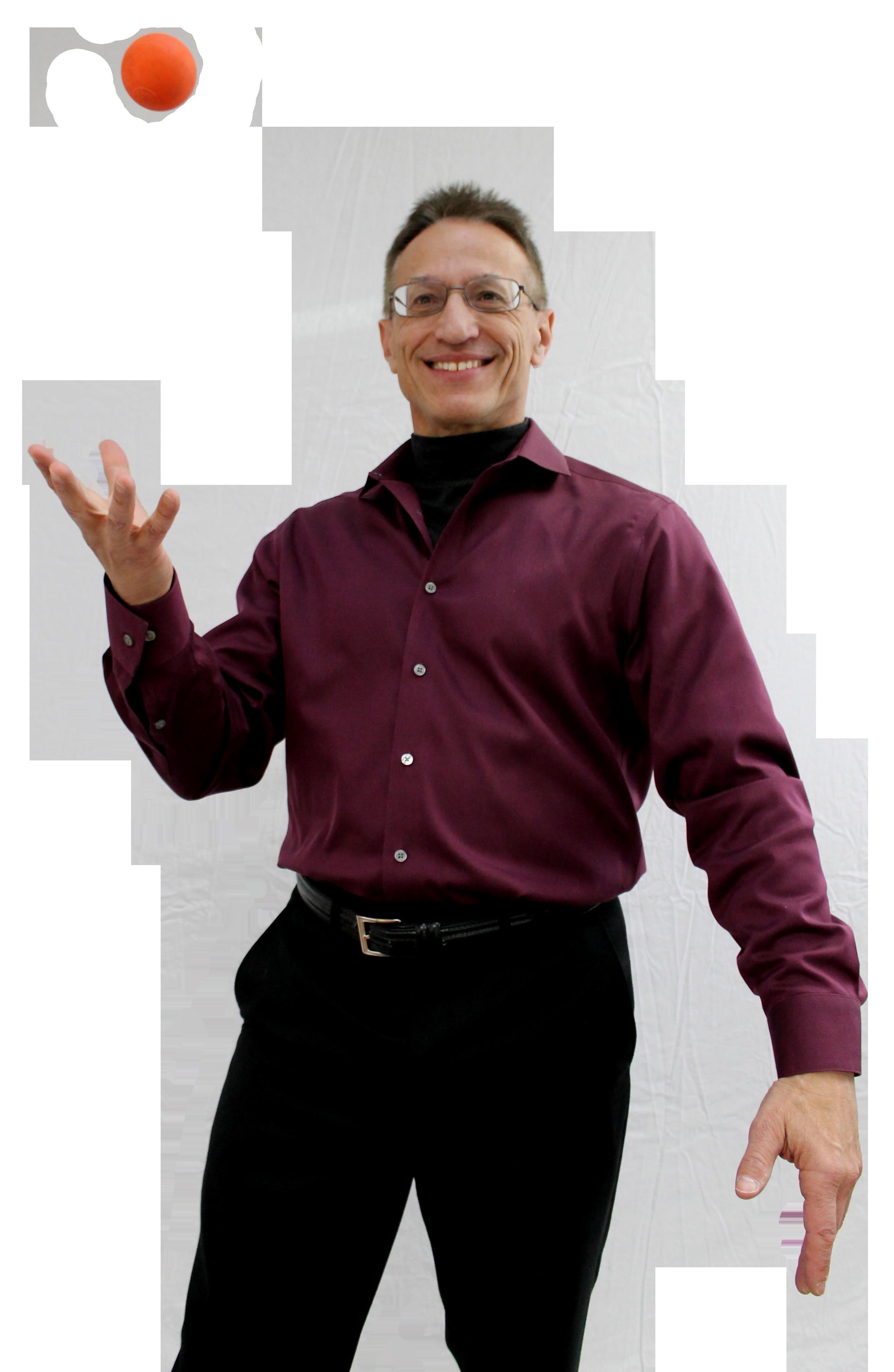 Frank Sahlein | Keynote Speaker