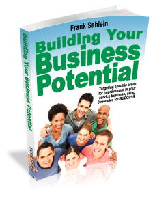 FREE eBook Building Your Business Potential - by Frank Sahlein - Keynote Speaker