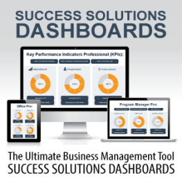 Success Solutions Dashboards